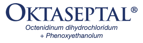 Oktaseptal® | do rany przyłóż! Logo